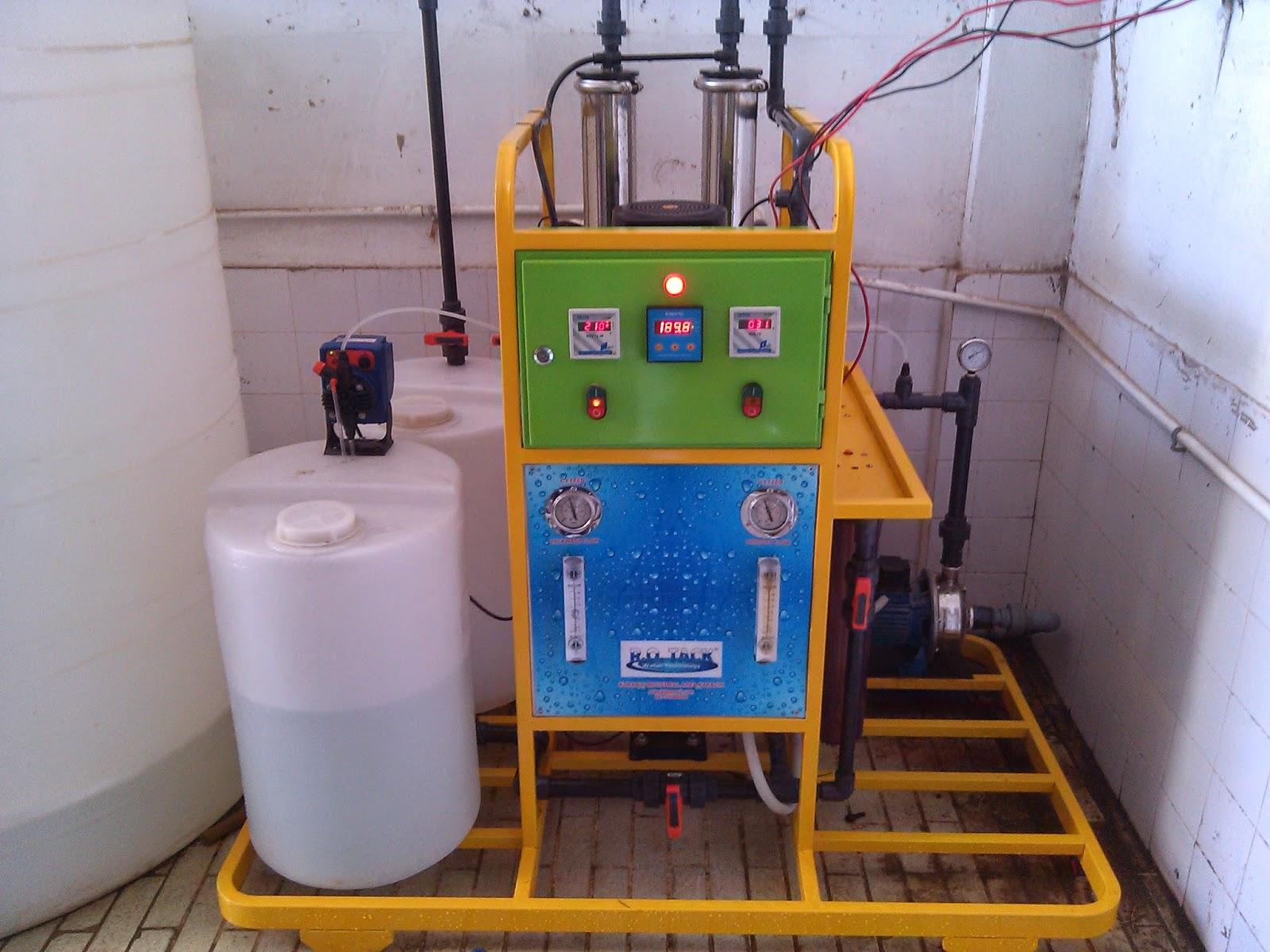 R O Tack water technology