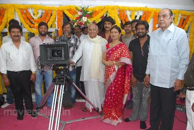 Nagarjuna Damarukam Movie Launch Stills