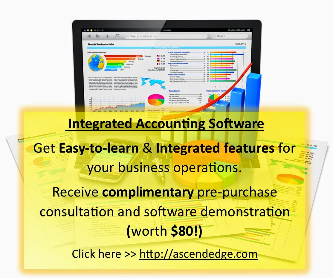 Ascendedge - Integrated Accounting Software