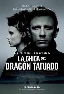 La Chica Del Dragón Tatuado [NTSC/DVDR] Ingles, Español Latino
