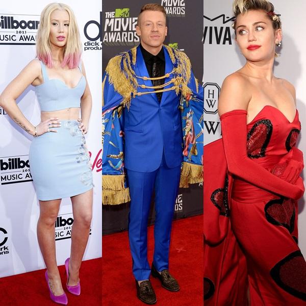 Macklemore habla de su canción donde insulta a Miley Cyrus e Iggy Azalea