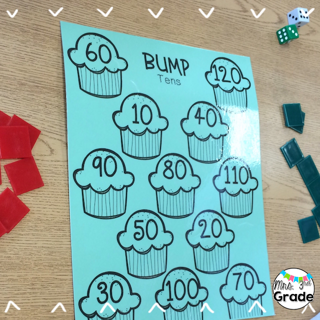 Bump game for interactive FUN math learning