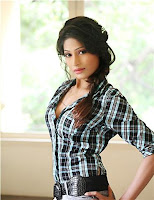 Actress Vijayalakshmi spicy photo shoot