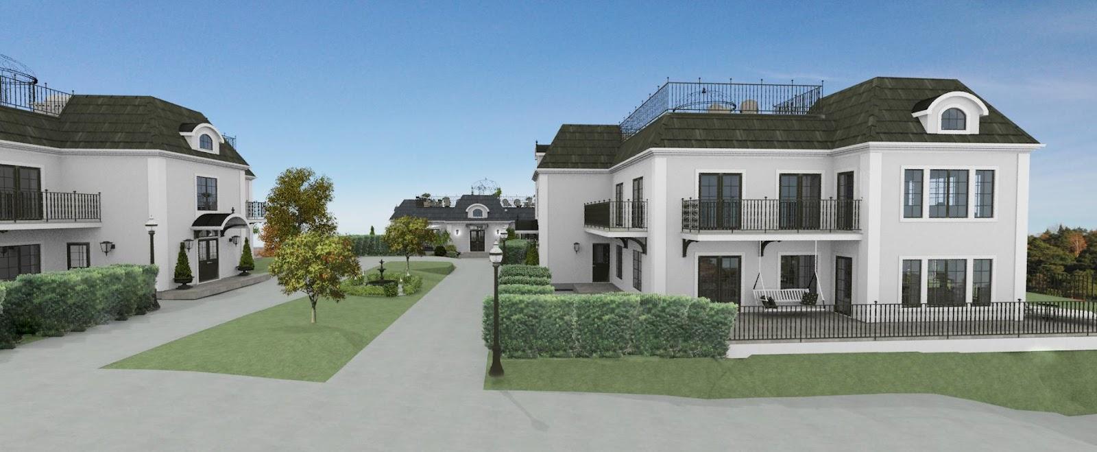 Dreams & Coffees arkitekt- och projektblogg: Lägenhetshus - 12 ...