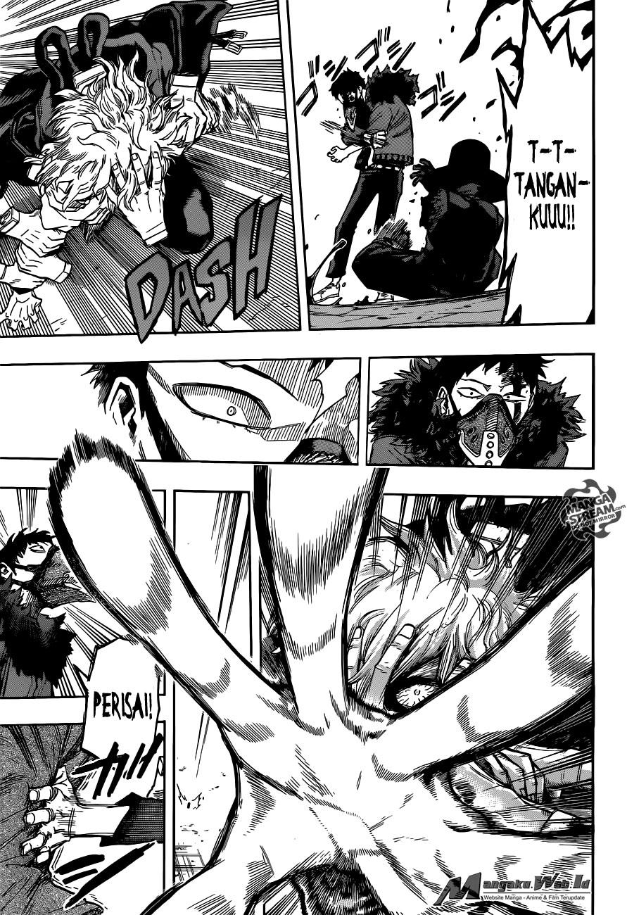 Boku no Hero Academia Chapter 125-14