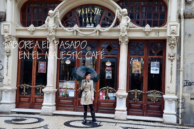 porto-qué-ver-oporto-escapada-viaje-blogger-blog-café-majestic