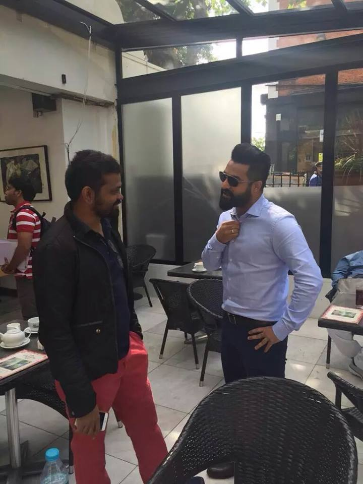 NTR25 Movie Working Stills | NTR | Sukumar
