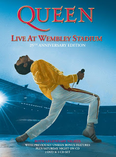 Queen: Live At Wembley Stadium [DVD9]