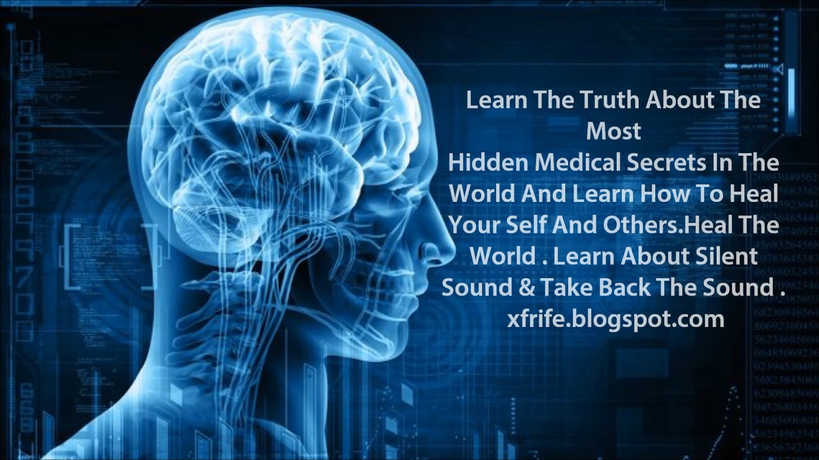 The Free Cure That Worked Suppressed From The World By The Medical ...