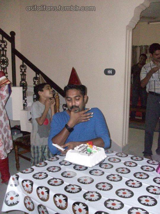 Actor Asif Ali Son Malayalam Actor Asif Ali at
