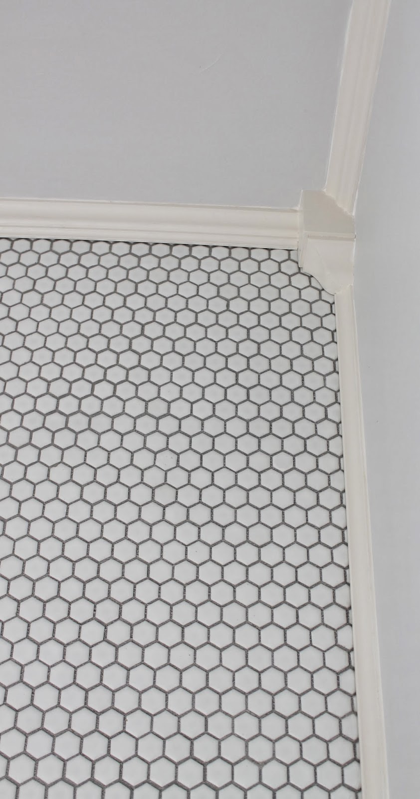 vanity to ceiling bathroom tile wall