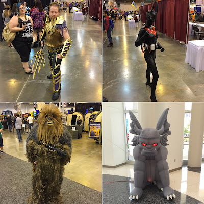 Space City Comic Con 2015