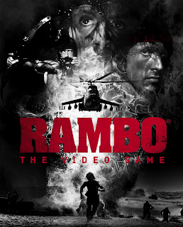 rambo the video game artwork 3 Rambo: The Video Game (360/PC/PS3)   Artwork & Trailer