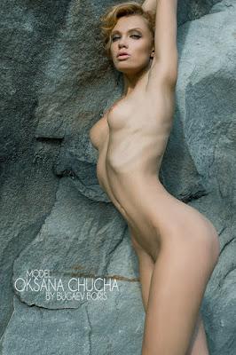 Modelo Rubia Chucha Babuchina
