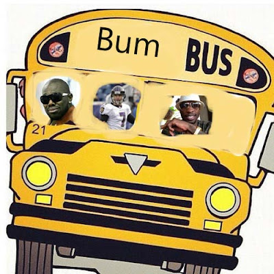 Fantasy football bum bus 2012
