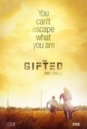 The Gifted - 1ª Temporada Séries Torrent Download capa