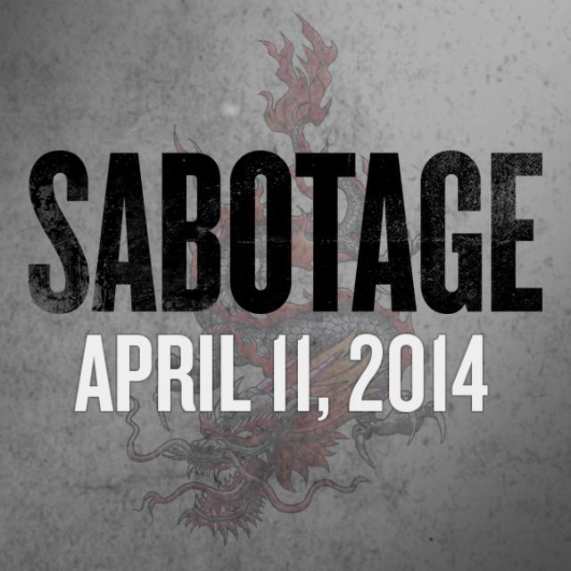 """Imágenes de la película """"Sabotage"""""""