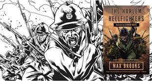 Max Brooks: The Harlem Hellfighters