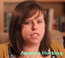 penulis buku amanda hocking