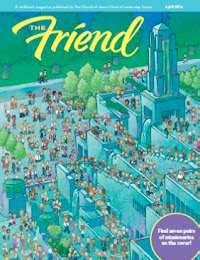 The Friend April 2016