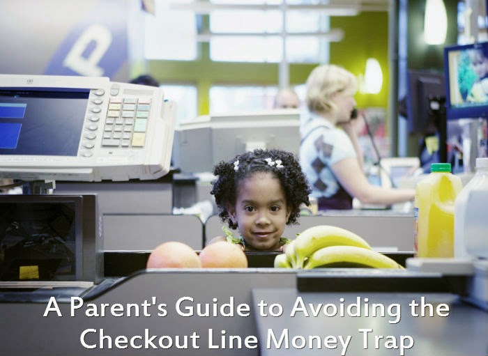 A list of money-saving tips to avoid the traps at checkout lines. #FrugalLiving www.HeartofMichelle.com