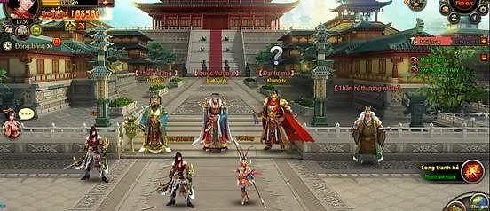 Một trong những điểm mới nhất, đột phá nhất của game dàn trận Kiêu Hùng Tam Quốc chính là người chơi khống chế NCP và làm chủ NCP để tự vẽ ra cốt truyện