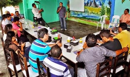 Blogueiros Do Agreste Setentrional Se Preparam Para Encontro Estadual