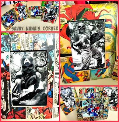 Comic Strip Frames
