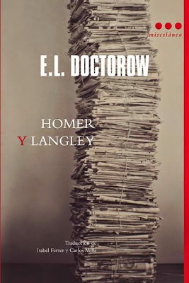 """Homer y Langley""  de Edgar Lawrence Doctorow"