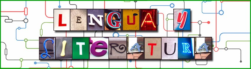 Blog Lengua y Literatura IESO Nº1 Alovera