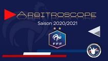 ARBITROSCOPE 2020/2021