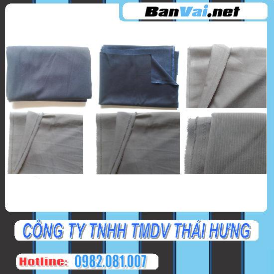 Vải Vest
