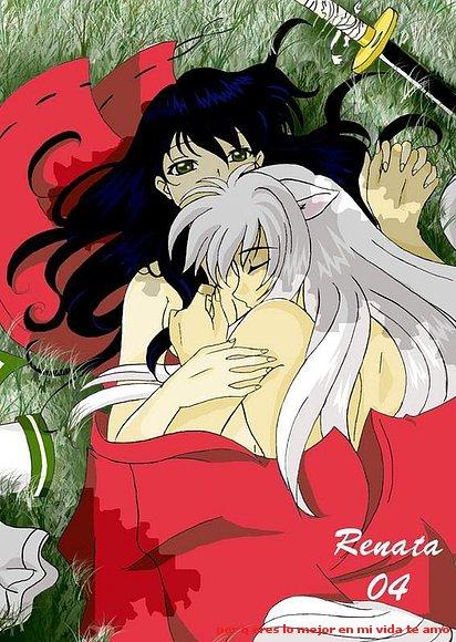 Inuyasha Hentai Oneshot: Inuyasha y Kagome teniendo sexo