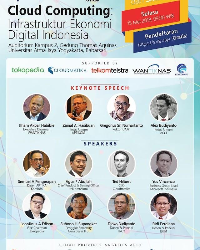 Cloud Computing: Infrastruktur Ekonomi Digital Indonesia