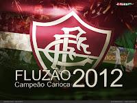 Flu - Campeão Carioca