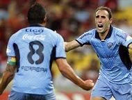 Ferreira festeja el gol