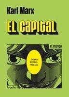 El Capital, el manga,Karl Marx, Manga,Herder  tienda de comics en México distrito federal, venta de comics en México df