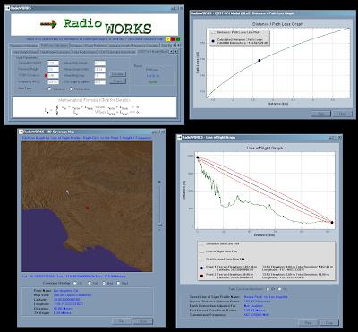 RadioWORKS: Software Gratis Untuk Kalkulasi  Berbagai Besaran Gelombang Radio