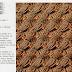 Узоры для вязания спицами - Самое интересное в блогах.  Копилка узоров - Спицами ажурные узоры. вышивка крестом схемы...