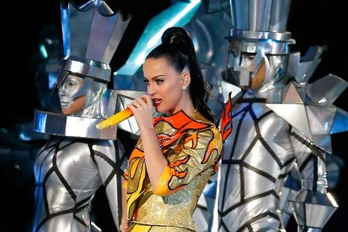 Katy Perry: So was the Super Bowl show at the ex | Mega-appearance at halftime