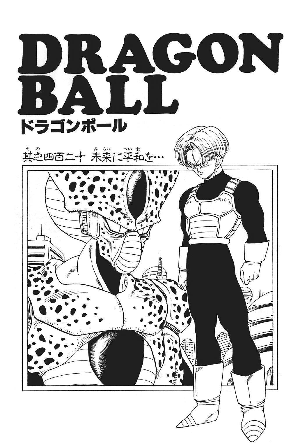 xem truyen moi - Dragon Ball Bản Vip - Bản Đẹp Nguyên Gốc Chap 420
