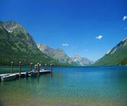 Waterton Glacier International Peace Park Canada