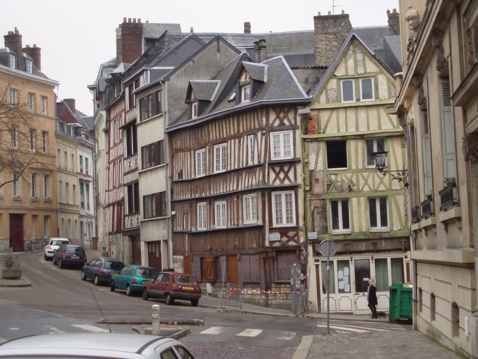 Top World Travel Destinations Rouen France