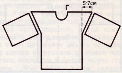 Правильная выкройка вязаного изделия фото 632