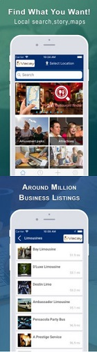Cross-Platform App of the Week - Vacay – Places NearBy Me
