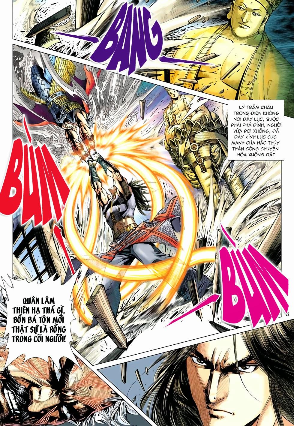Thần Châu Kỳ Hiệp chap 32 – End Trang 8 - Mangak.info