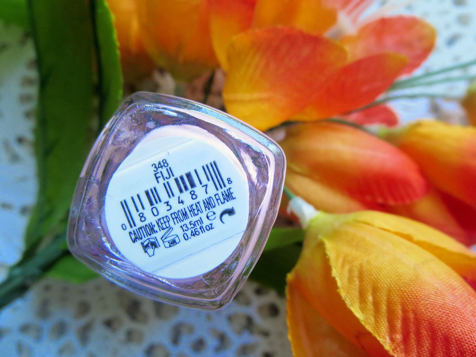 a picture of Essie Fiji