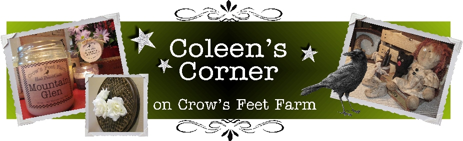 Coleen&#39;s Corner