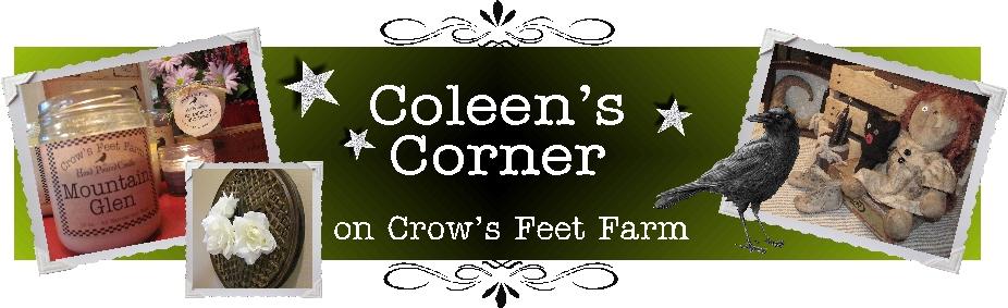 Coleen's Corner