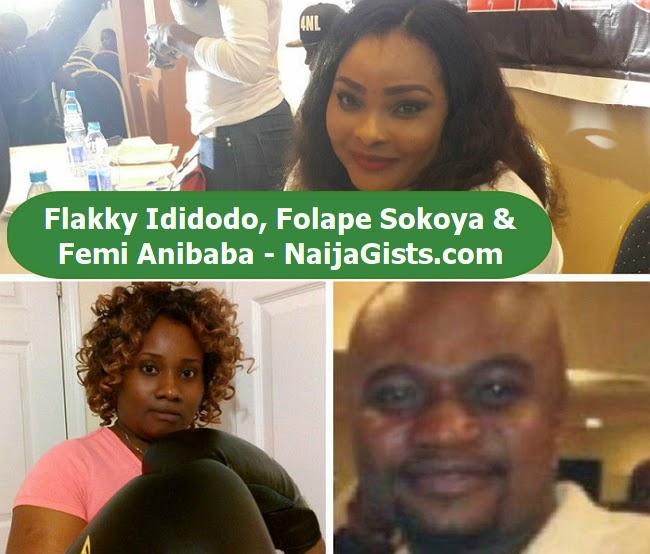 flakky ididowo crashed folape sokoya marriage